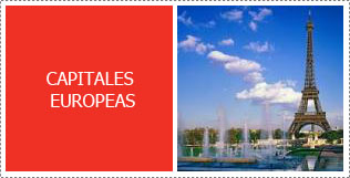 CAPITALES EUROPEAS