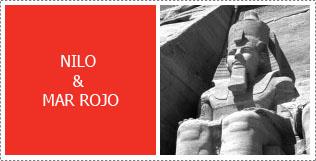NILO & MAR ROJO