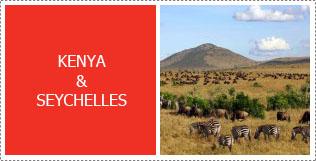 KENYA & SEYCHELLES